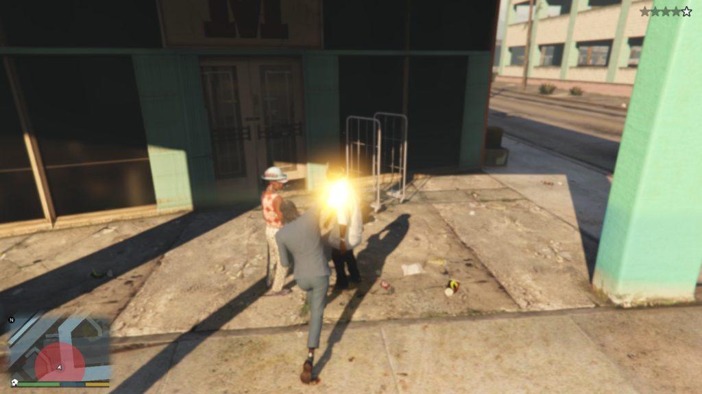 кулаки взрыв