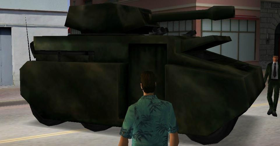 тру танк