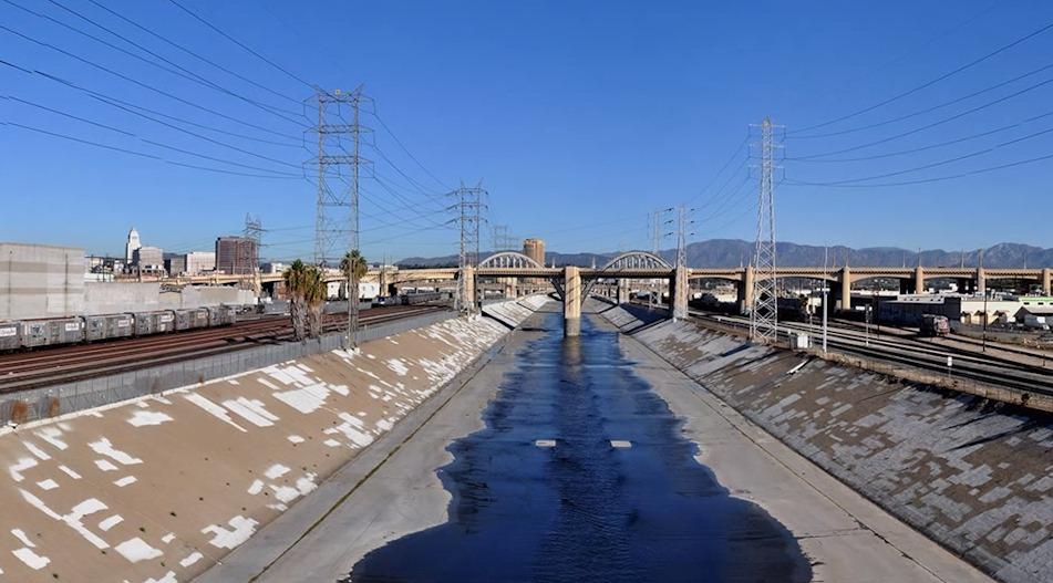 река лос-анджелес