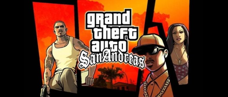 Радио в GTA San Andreas