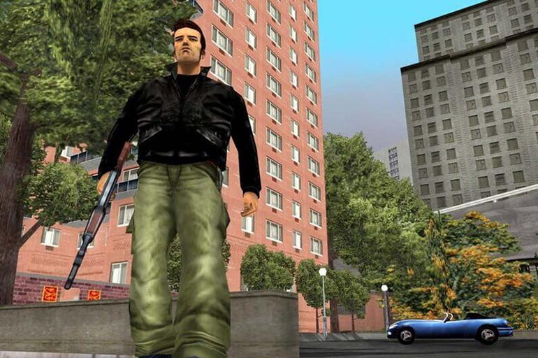 Одежда из GTA 3