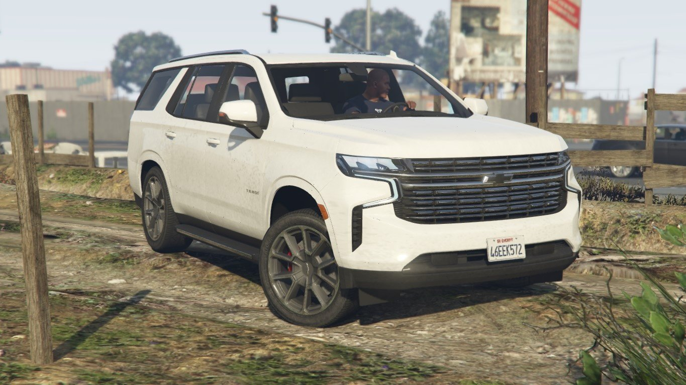 2021 Chevrolet Tahoe RST [Add-On] 1.2