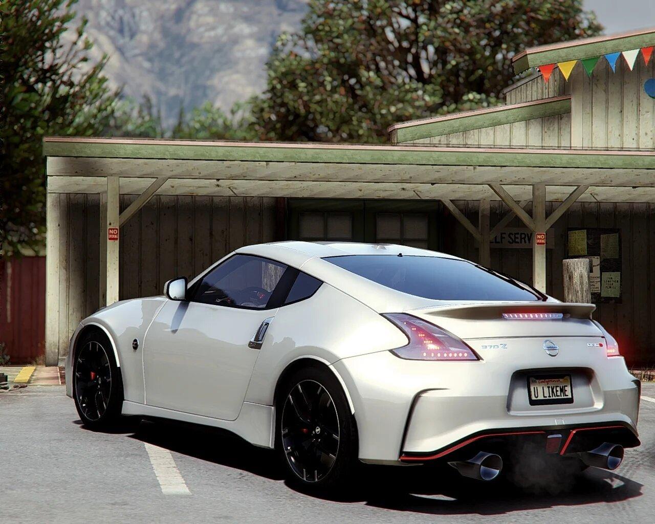 2016 Nissan 370Z Nismo [Add-On | LODs | Template] 1.1