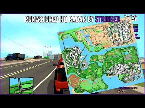 Ремастеринг радара HQ стрингера